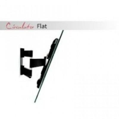 Casado Circulator Flat Muurbeugel 37-55 inch, Draaibaar en kantelbaar