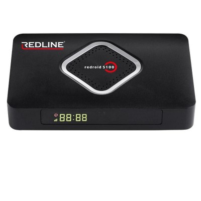 Redline Redroid S100, Android Box