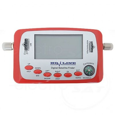 HD-Line SF-500 Digital Satellite Satfinder