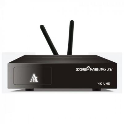 Zgemma H9S SE WiFi 4K UHD ontvanger