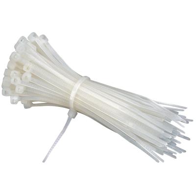 Kabelbinders of Tie-Rips, 100 Stuks Wit 500mm