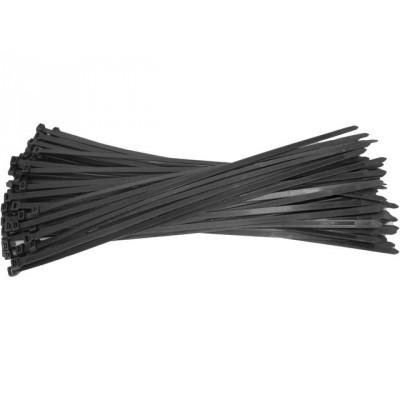 Kabelbinders of Tie-Rips, 100 Stuks Zwart 200mm