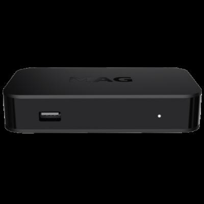 MAG 420 W1 4K UHD IPTV ontvanger