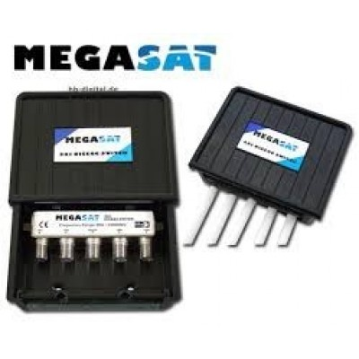 Megasat 4/1 Switch