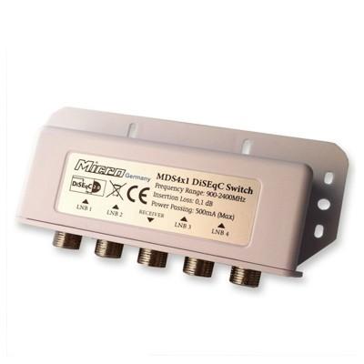 Micro DiSEqC Switch MDS 4x1