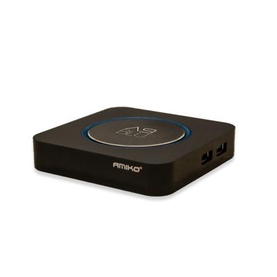 Amiko A9 Blu 4K IPTV mediabox
