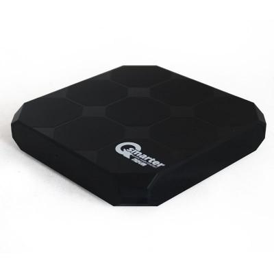 QSmarter Nova 4K IPTV en mediabox