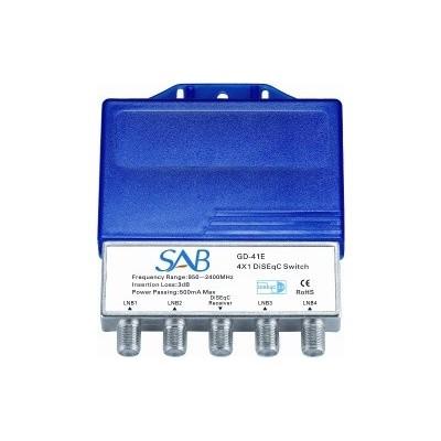 SAB 4/1 DiSEqC Switch