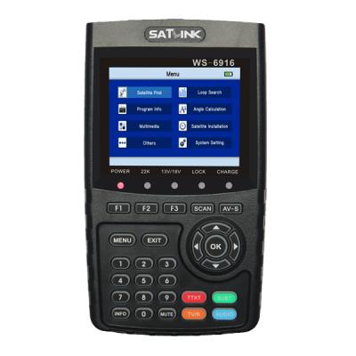 SatLink WS-6916 HD Satfinder