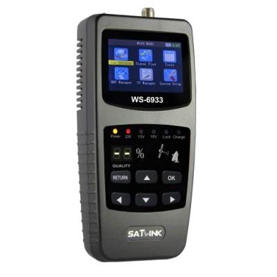 SatLink WS-6933 HD Satfinder