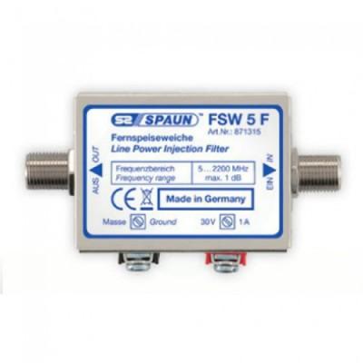 Spaun FSW 5 F Koppelfilter Antenne