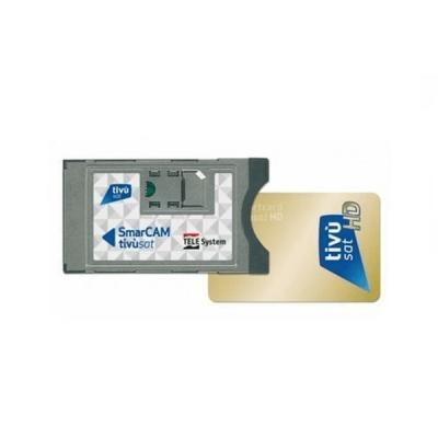 Tivùsat CI+ Module Inclusief Smartcard