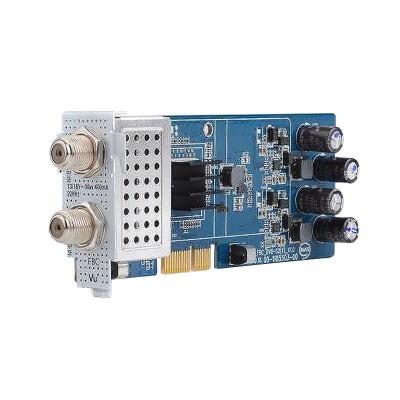 Vu+ FBC DVB-S2X twin tuner voor 4K ontvangers