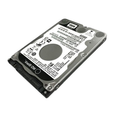 Western Digital 2.5 inch Harddisk 500GB